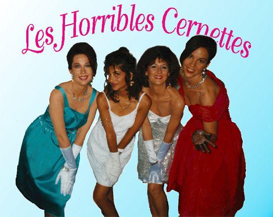 Photo d'histoire du web : Les Horribles Cernettes est la toute première photo à avoir été publiée sur le web