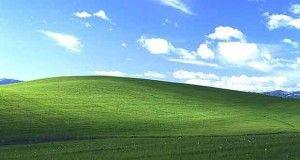 Photo de Charles O'Lear entrée dans l'histoire de l'informatique en devenant la photo par défaut de l'arrière plan de Windows XP